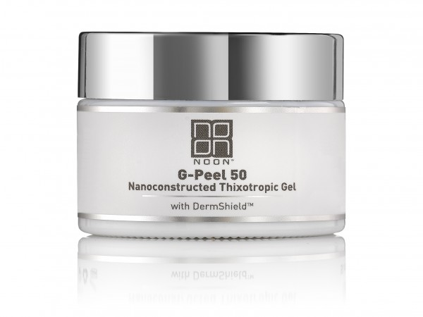 G-Peel 50 Nano-constructed Thixotropic Gel (traitement en clinique)