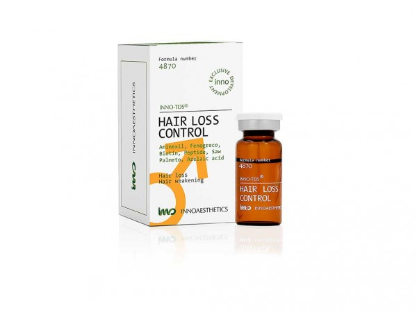 Hair Loss Control Man