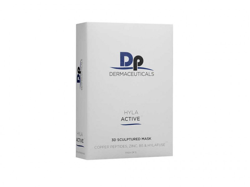 Dp Dermaceuticals Hyla Active 3D Sculptured Mask - Boite de 33