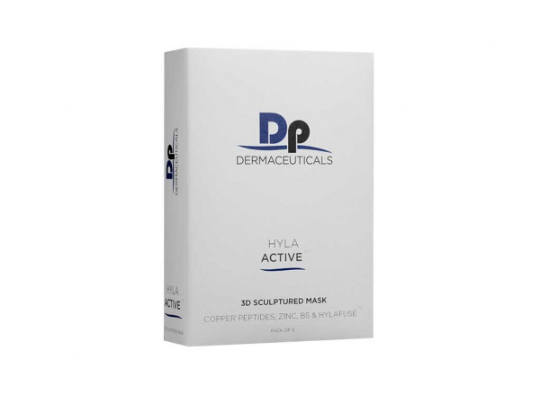 Dermapen Dermaceuticals Hyla Active 3D Sculptured Mask - Boite de 33