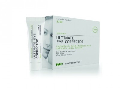 Peeling Ultimate eye corrector + 6 traitements