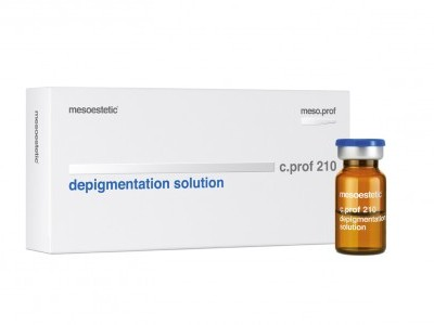 c.prof 210 depigmentation solution