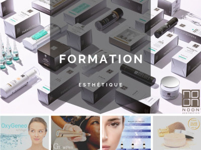FORMATION : NOON & Peelings 365 jours - MicroNeedling - Soins 3en1 - Protection Solaire 14/10/2019 à Marseille