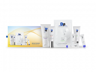 Dp Dermaceuticals Starter Kit Brightening