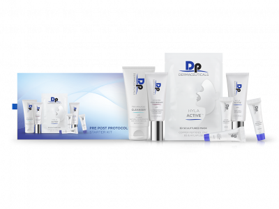 Dp Dermaceuticals Starter Kit Protocol Pre/Post