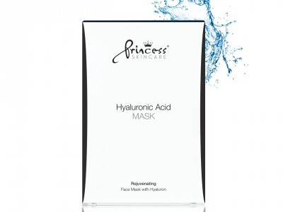 Princess Skincare Hyaluronic mask x8